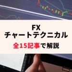 FX チャートテクニカル習得マニュアル(初心者~中級者まで全15記事で解説)